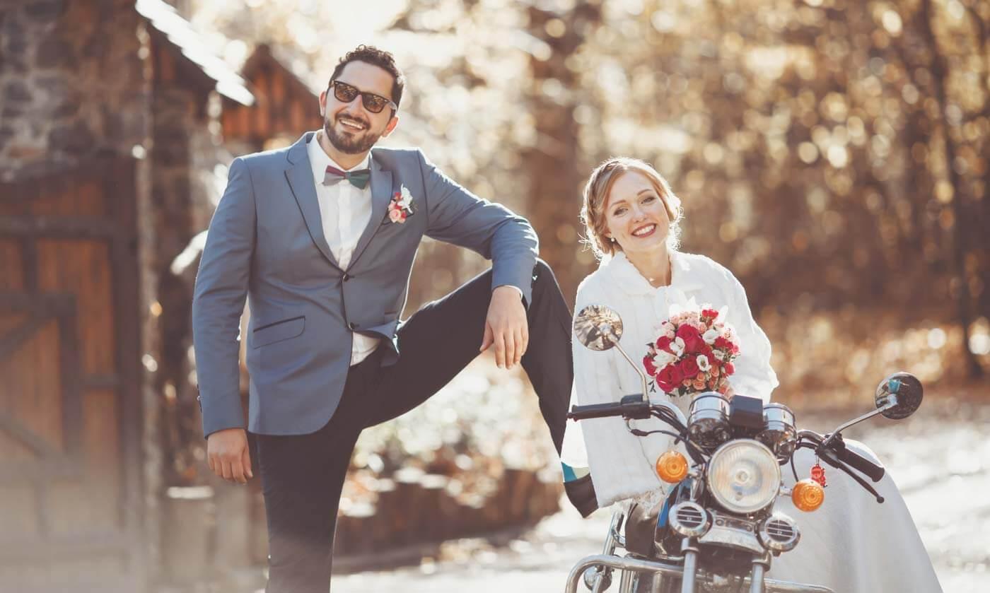 Motto für Hochzeit