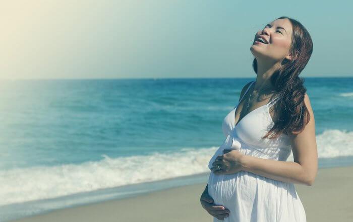 Hochzeit schwanger