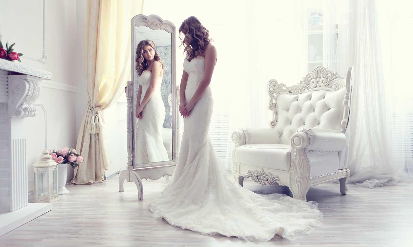 Hochzeitskleid gebraucht