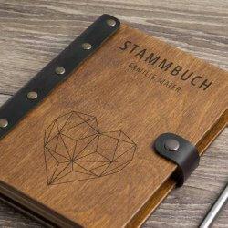 Stammbuch Holz