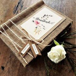 Stammbuch romantisch