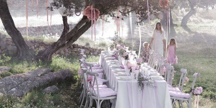 Tischdeko Hochzeit Mustertische