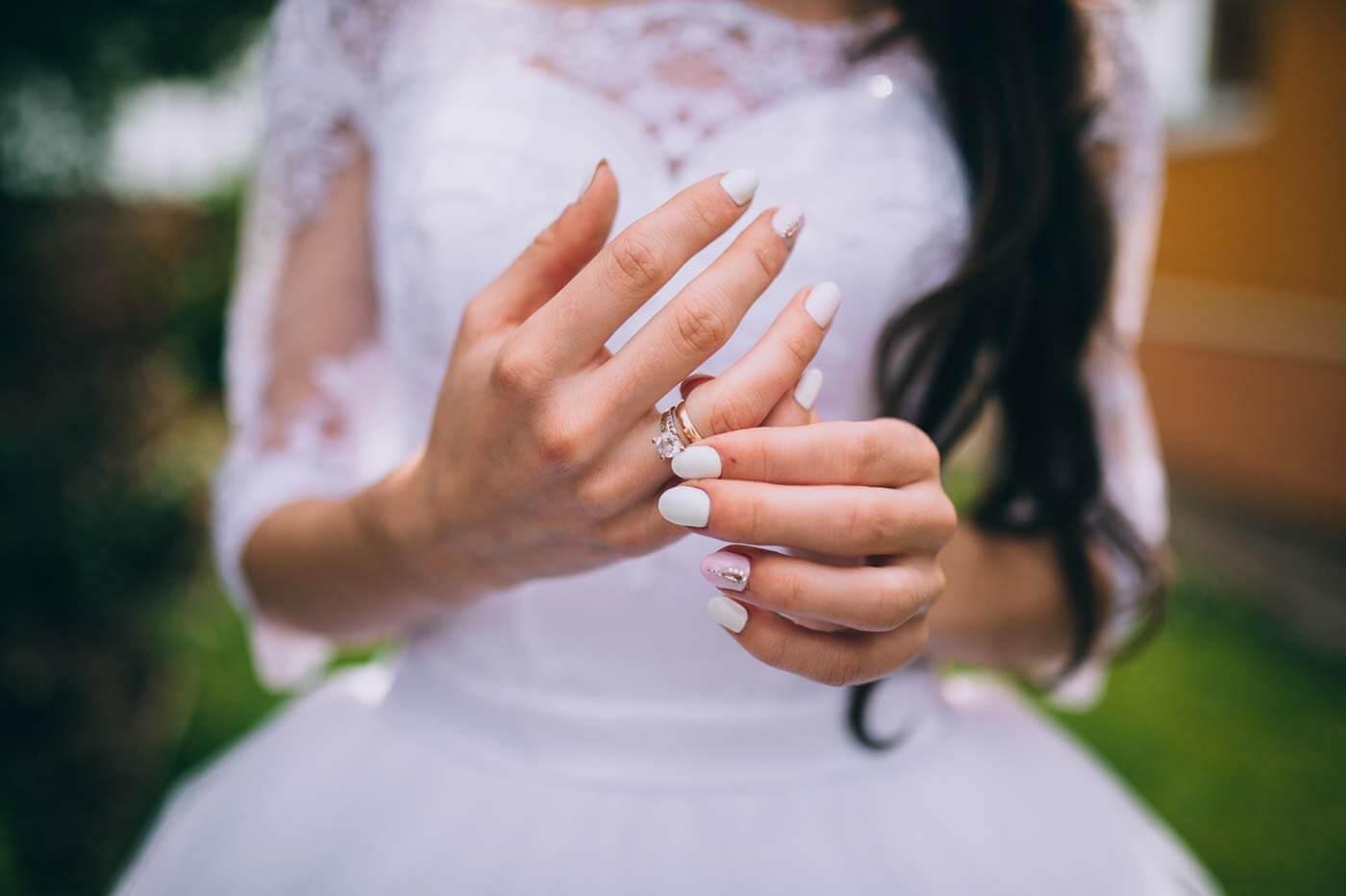 Wo trägt man den Verlobungsring? Welche Hand ist die Richtige?