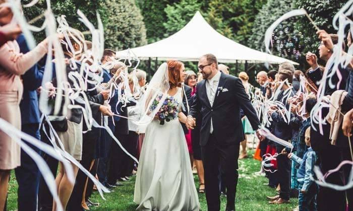 Hochzeitsstäbe