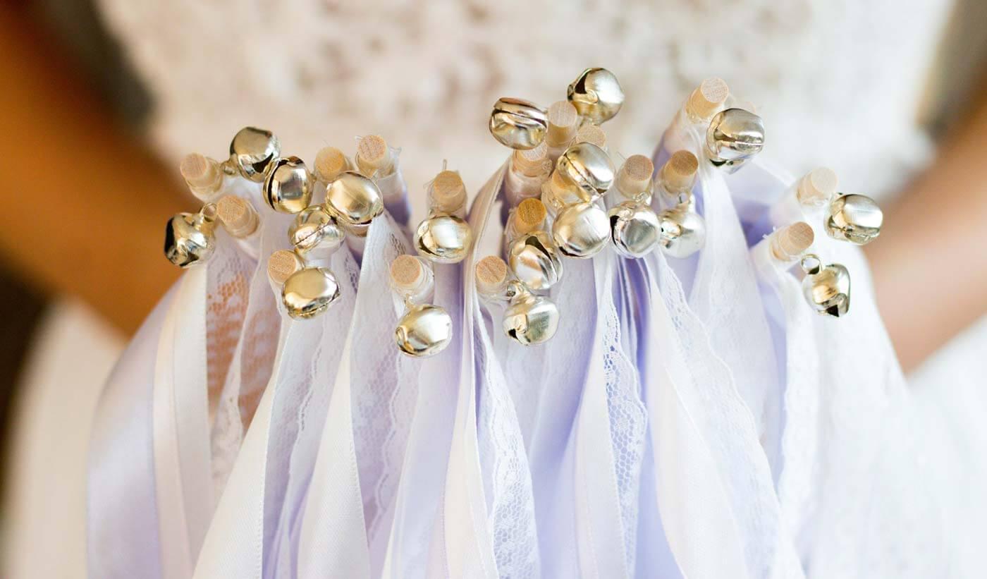 Wedding Wands basteln