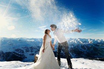 Hochzeit im Winter Ideen