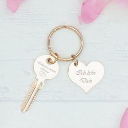 Schlüssel Herz