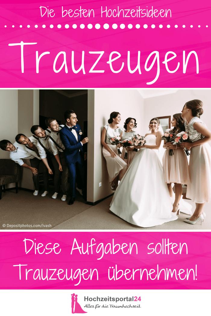 Trauzeuge Hochzeit