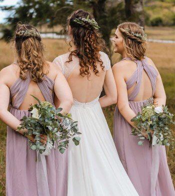 Was sind Brautjungfern?