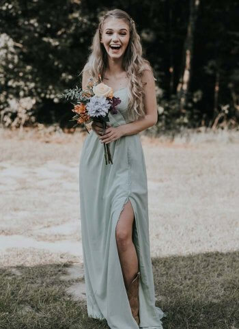 Kleid Brautjungfer