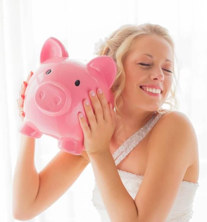 Kostenplan Hochzeit