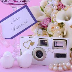 Einwegkamera Hochzeit