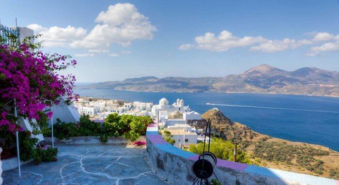 Flitterwochen Griechische Inseln