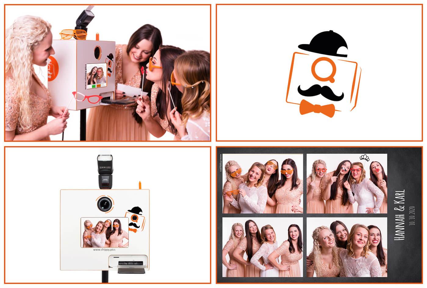 Fotobox zur Hochzeit mieten