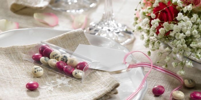 Hochzeits M&M
