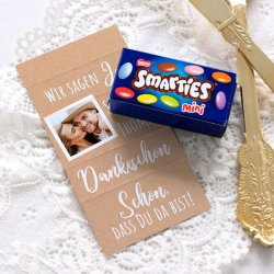 Gastgebergeschenk Hochzeit