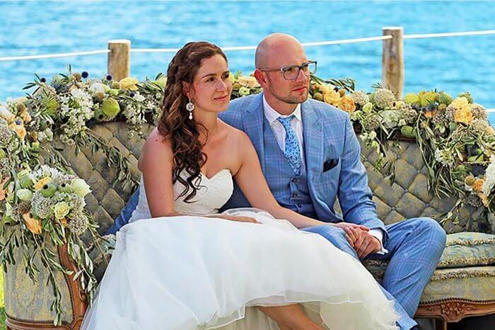 Hochzeitsbräuche Brautpaar