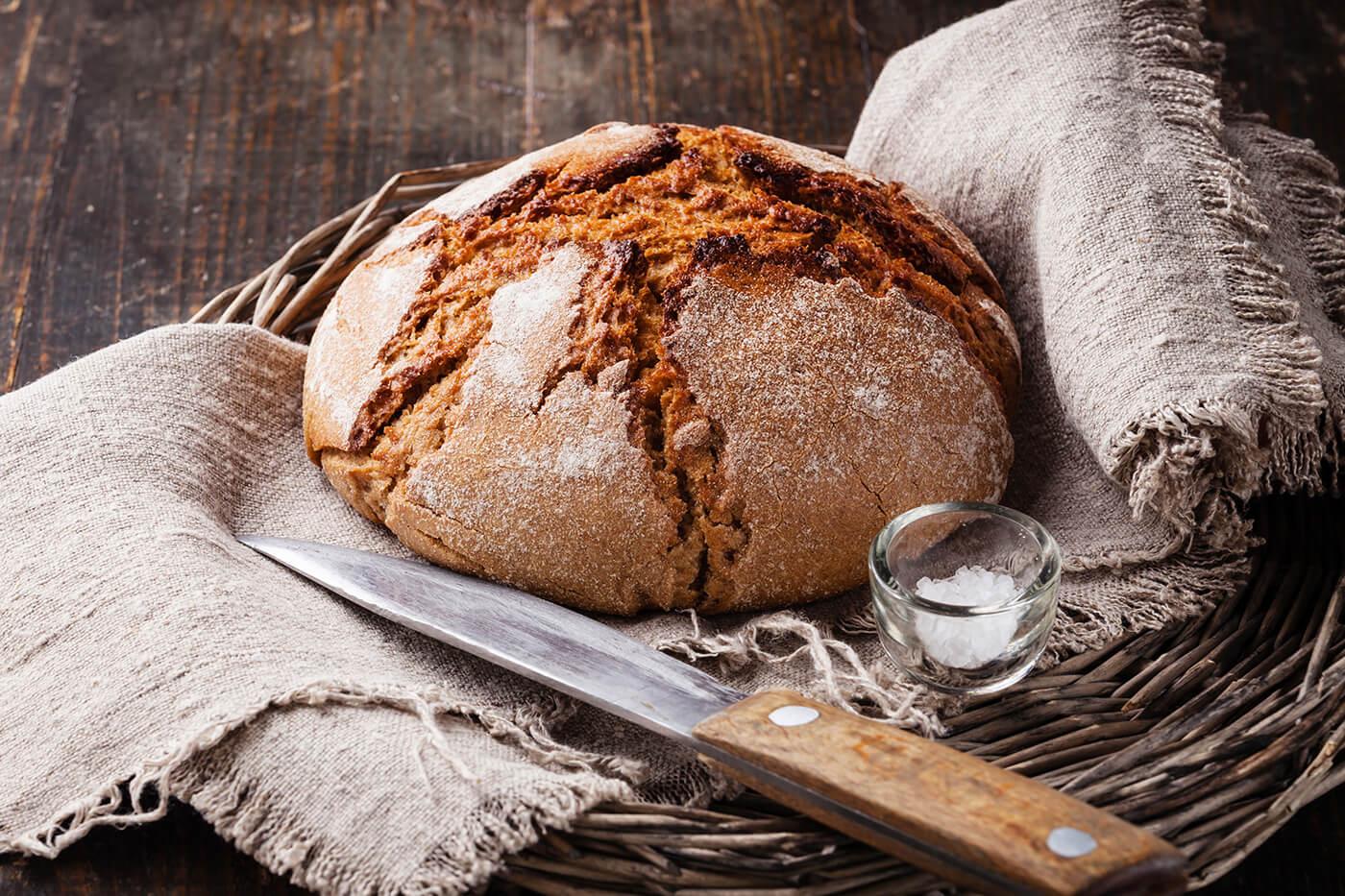 Hochzeitsbrauch Schweiz Brot Salz