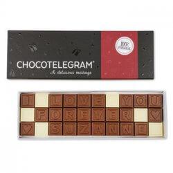 Geschenke aus Schokolade