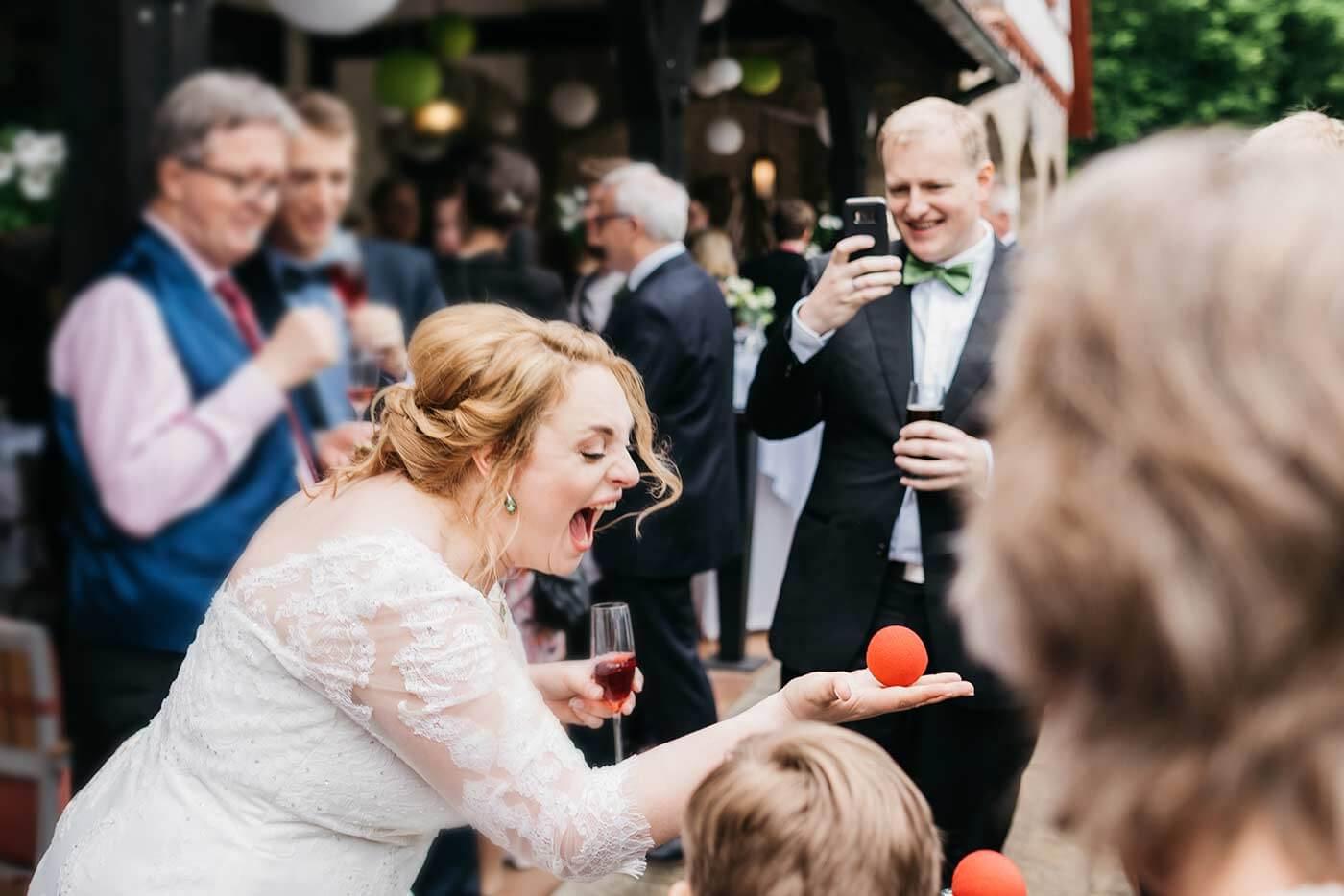 Hochzeitszauberer