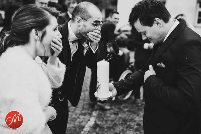 Hochzeitkerze