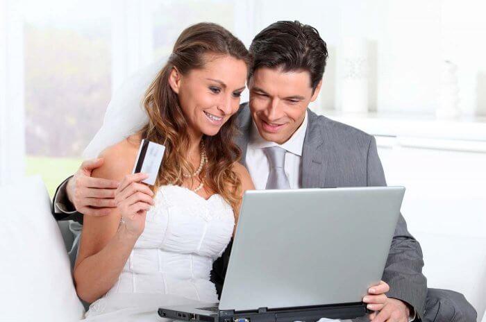 Kredit für Hochzeit