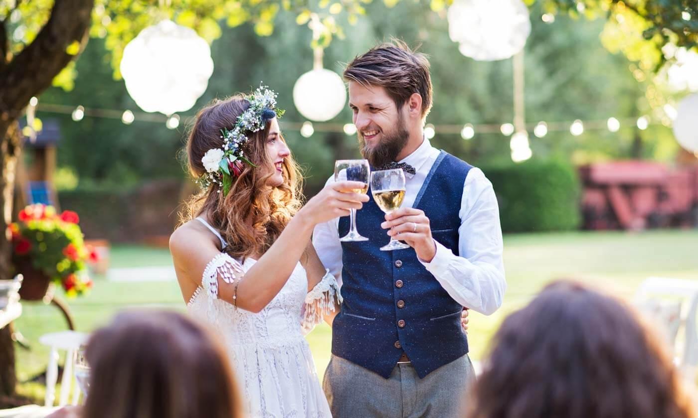 Rede zur Hochzeit