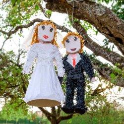 Hochzeits Piñata