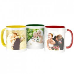 Fototasse als Hochzeitsgeschenk