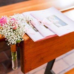 Kirchenheft Hochzeit selber machen