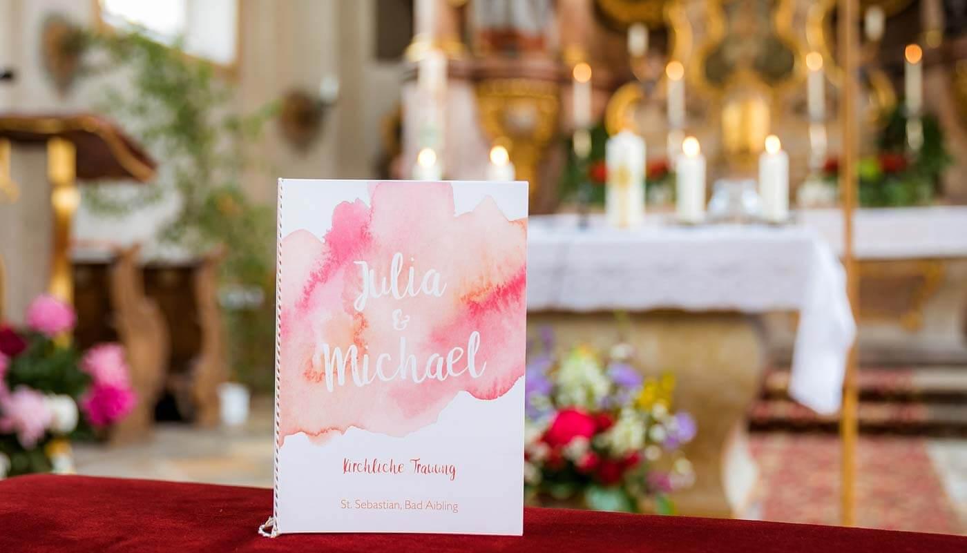 Lieder für Hochzeit Kirche