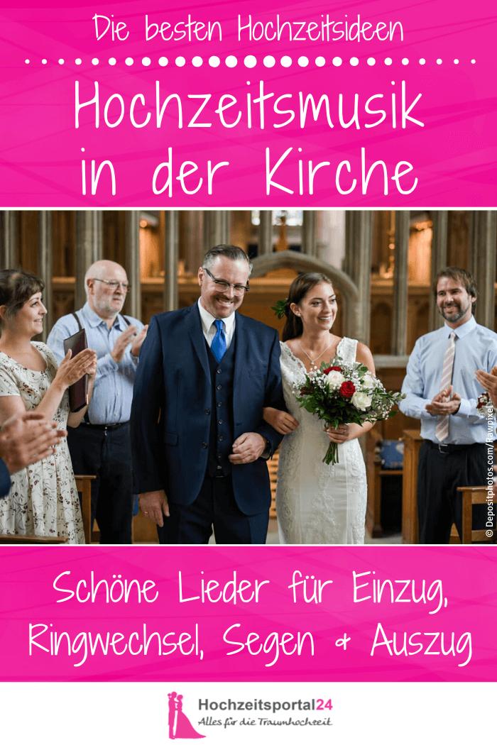 Hochzeitslieder Kirche Einzug & Auszug