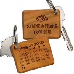 Schlüsselanhänger Hochzeitsgeschenk