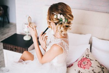 Make-Up Hochzeit